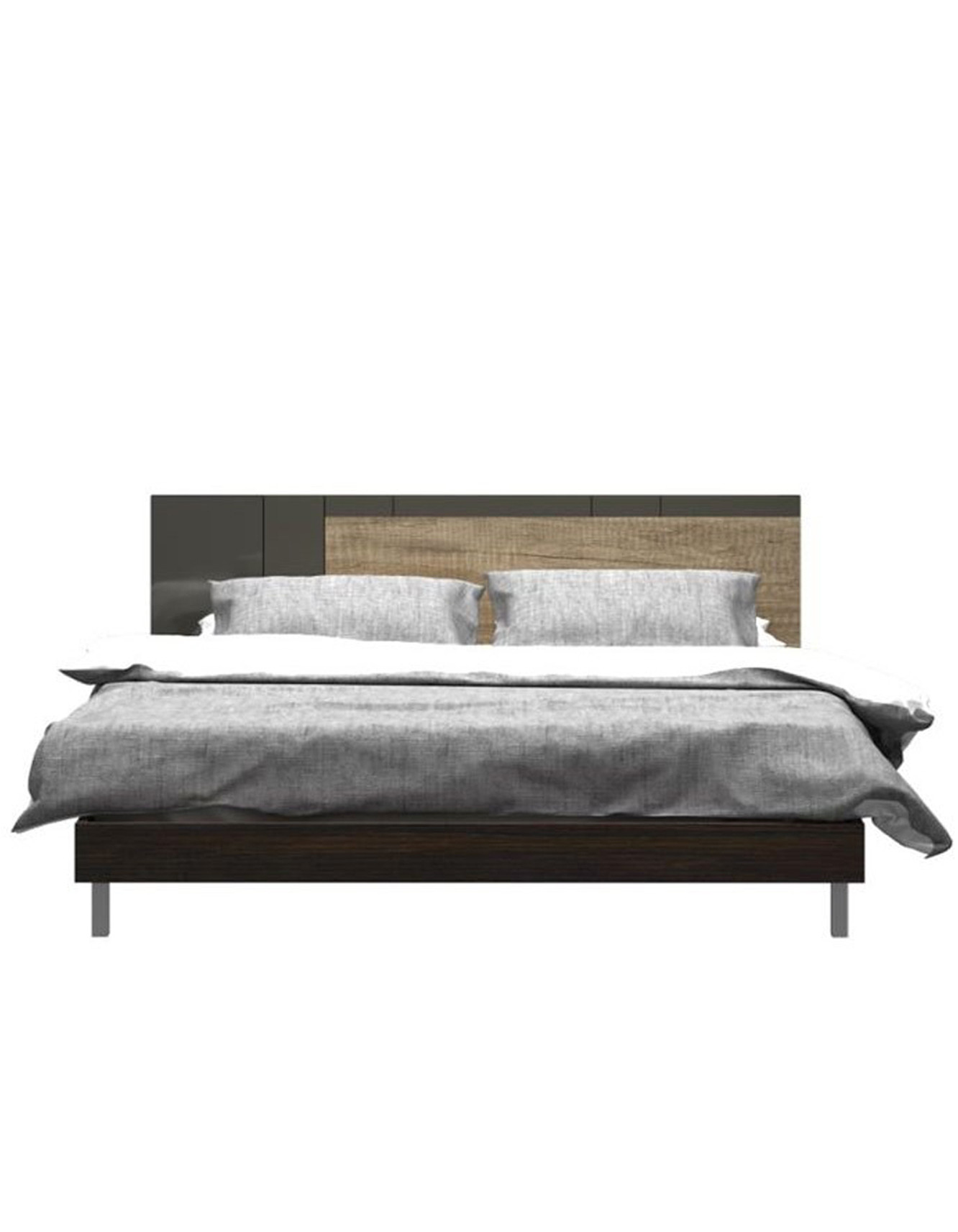 Buy Koncept Bed Leno 6ft Wenge Online Zubaidas